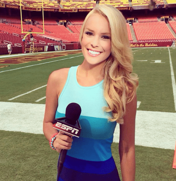how to become an espn reporter