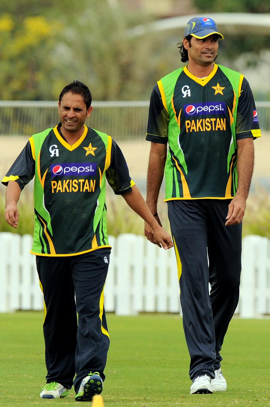 Mohammad Irfan And Ishant Sharma Height