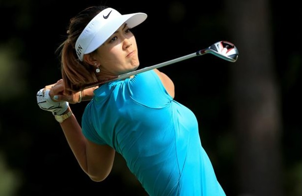 Top 10 Most Beautiful Women Golfers for 2018 - YouTube