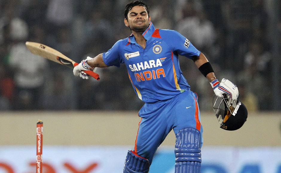 Virat Kohli 7 Rules Of Success Inspirational Speech ...