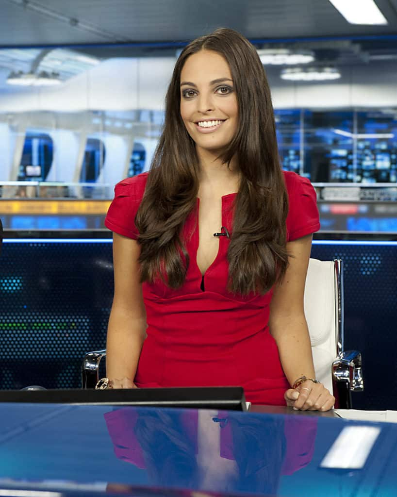 19 Hottest Women Sports Reporters In The World - Sports Beem