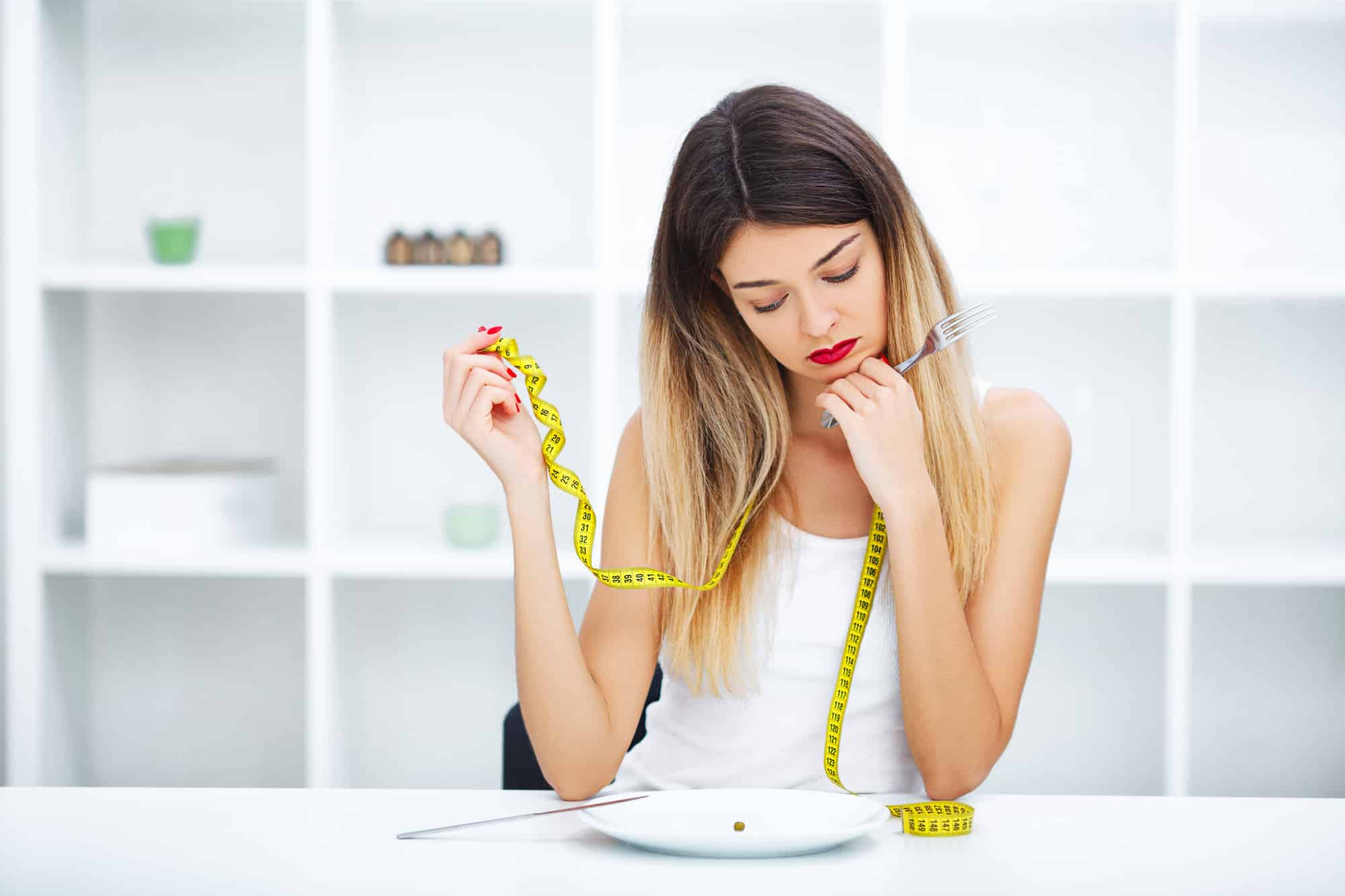 how to properly starve yourself to lose weight