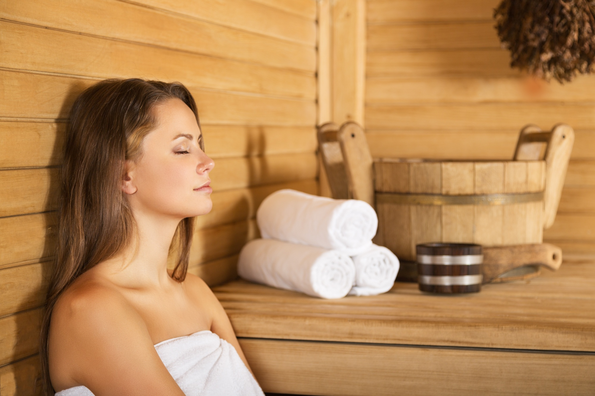 Recovery Tip How Athletes Benefit From Using A Sauna After Workout