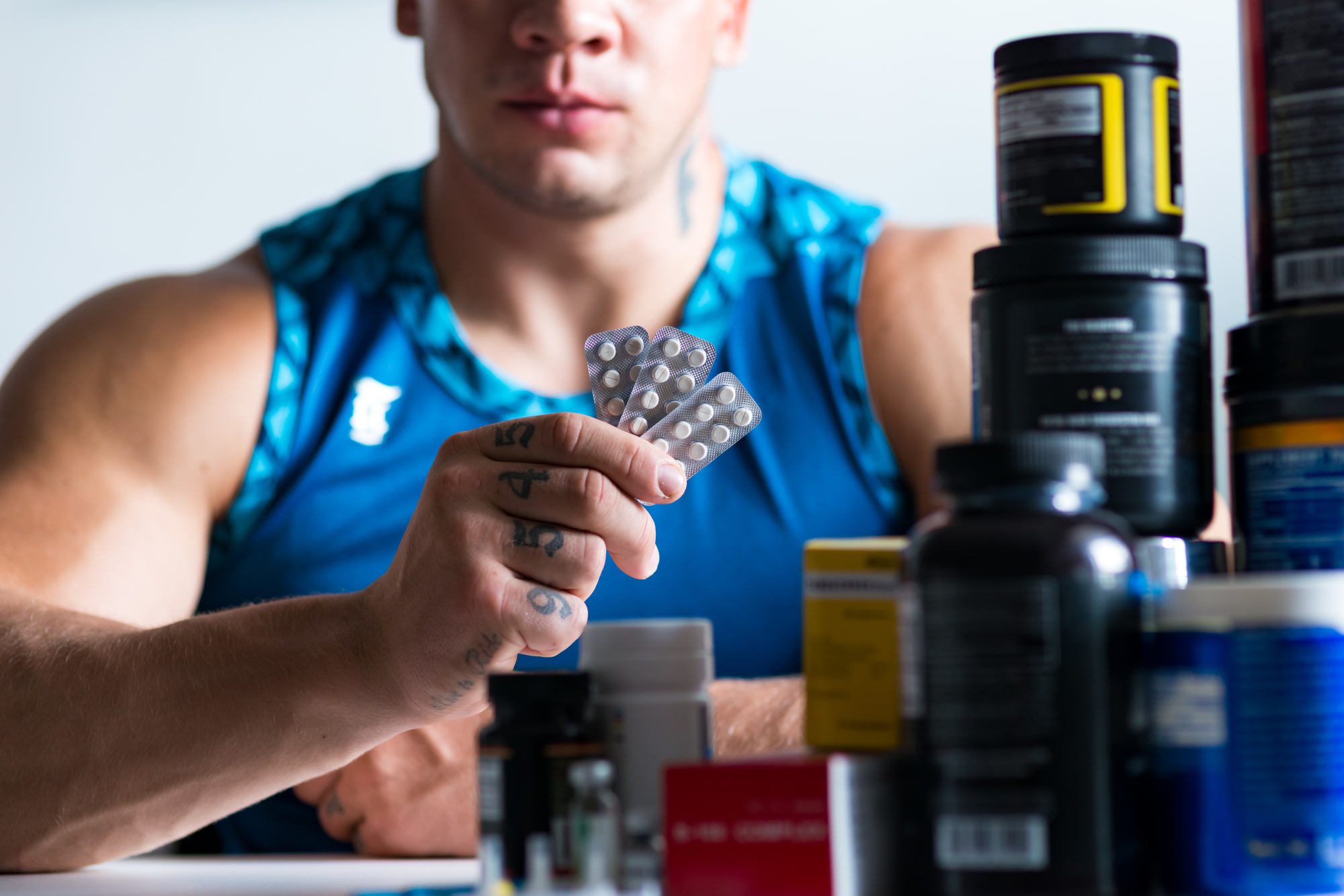 What supplements to use for muscle growth