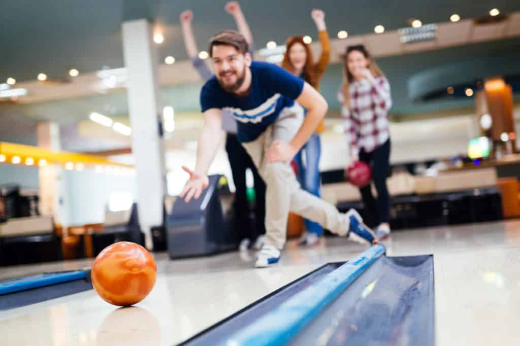 Bowling @ Space Jam - Weekend Thrill